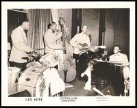 Group portrait of Les Hite and the Cotton Club Orchestra