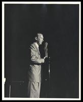 Felix Grant as M.C.