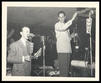 Felix Grant at Club Kavakos, Washington, D.C., 1951