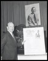 "Felix Grant at ""A Roast of and Jam Session for Felix Grant,"" National Press Club, Washington, D.C., 1979"
