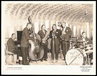 Group portrait of Cootie Williams and his sextette