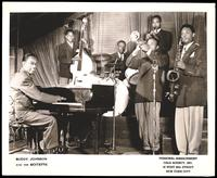 Group portrait of Buddy Johnson and his sextette