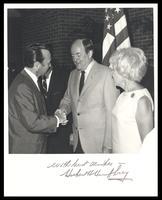 Felix Grant and Hubert H. Humphrey