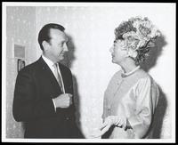 Felix Grant and Joan Crawford
