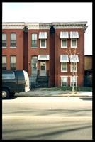 Duke Ellington's residence in 1910, Washington, D.C., 1989