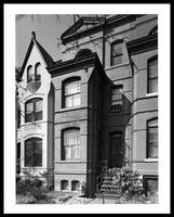 Duke Ellington's residence in 1914, Washington, D.C., 1990