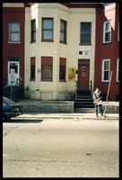 Duke Ellington's residence in 1922, Washington, D.C., 1989