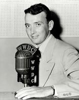 Felix Grant at WWDC-AM 1450, Washington, D.C., 1946
