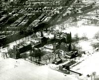 Aerial view (1954-1955) #1