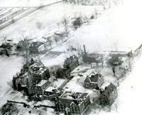 Aerial view (1954-1955) #2