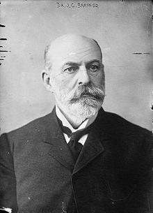 Branner, John Casper (1850-1922)