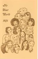 Little Sisters Handbook, 1976-1977