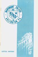 Little Sisters Handbook, 1953-1954