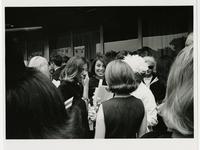 1967 Graduation Festivities