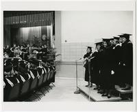 1967 Graduation Ceremonies