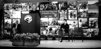 First Lady Hillary Clinton speaking at the closing ceremony of the Peace Corps in Chile, Santiago, Chile