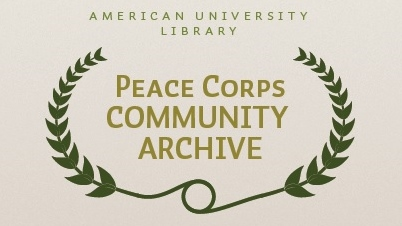 Peace Corps Community Archive