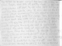 Diary of Brian Adler, 2002-2004