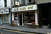 """Eli's Nosh Bar"" in England"